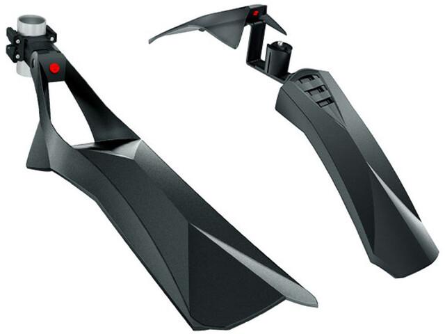 "Hebie Viper X Stealth Spatbordenset 26-29"", black"